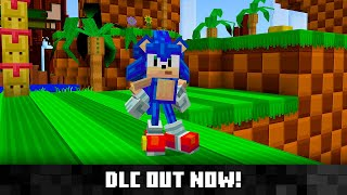 Sonic x Minecraft DLC: Official Trailer