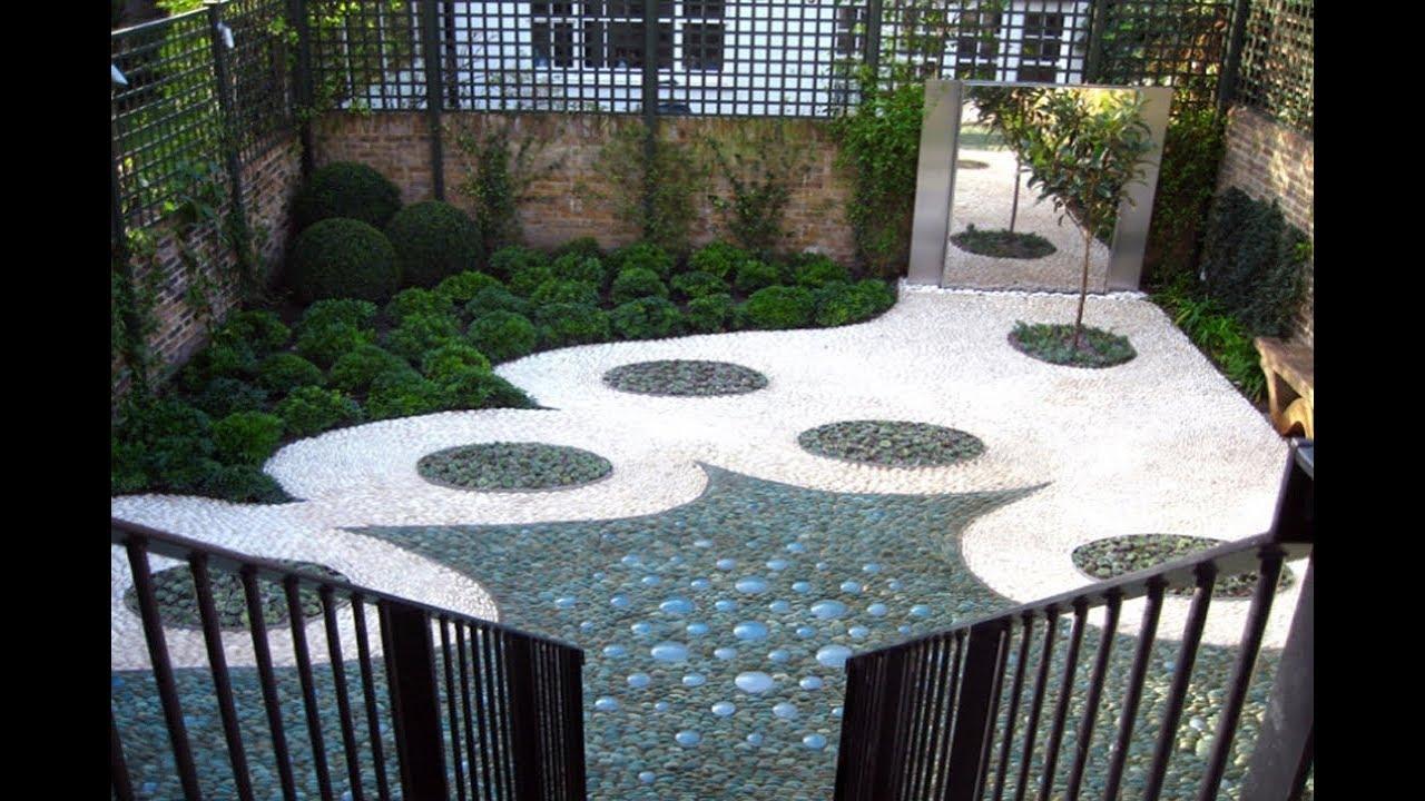 White Gravel Garden Decorative Stones Outdoor & Garden ...