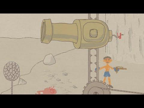 Большая пушка игра СТИКМЕН Draw a Stickman EPIC прохождение