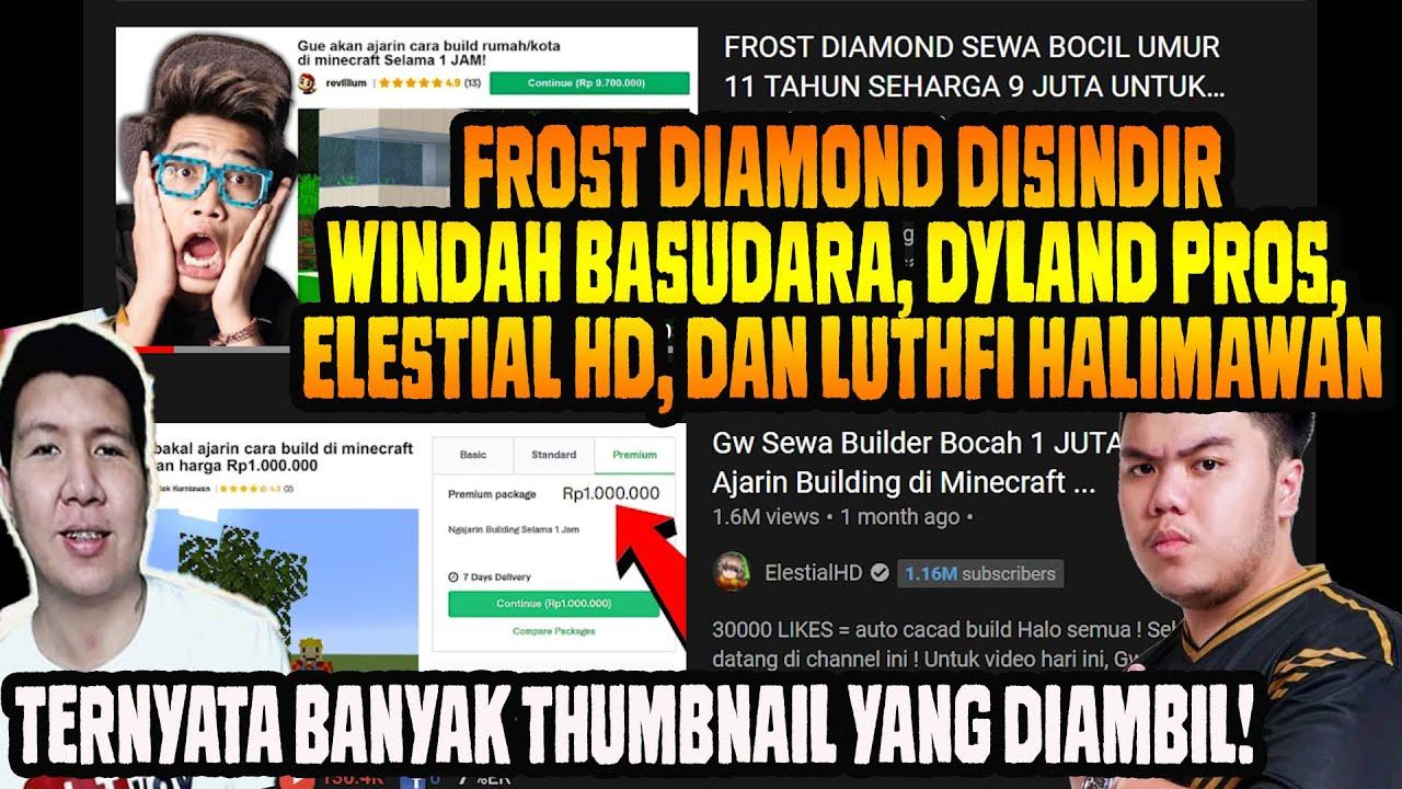 Frost Diamond Kena Kasus Plagiat Lagi! Kali Ini Elestial HD dan Banyak YouTuber Luar Negeri!