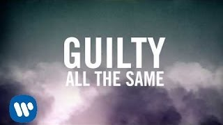 Guilty All The Same (Official Lyric Video) - Linkin Park (feat. Rakim)