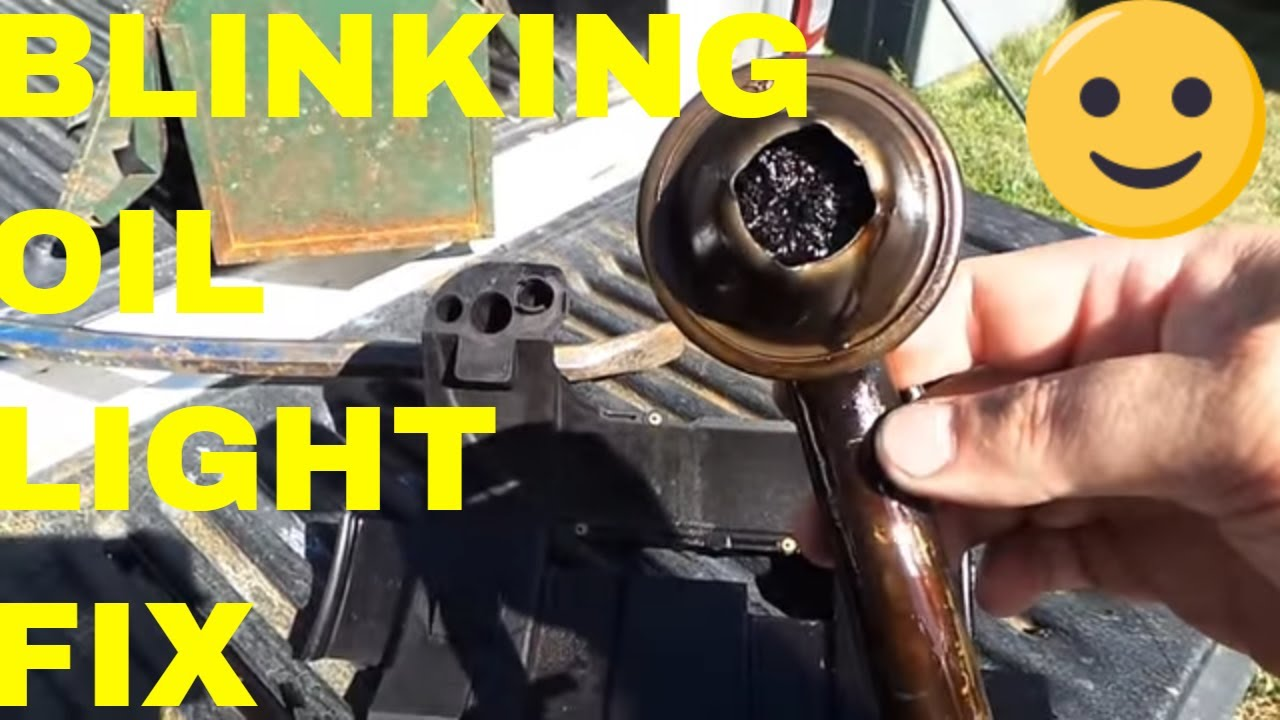 VW 2.0 No Oil Pressure Fix/Tips Oil Pan And Pump, Oil Light On - YouTube