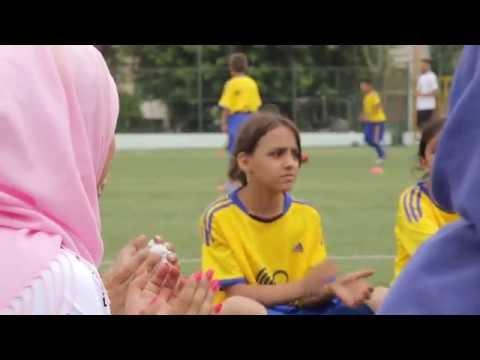 Soccer Camp Lebanon - week 2 in Parc Beirut