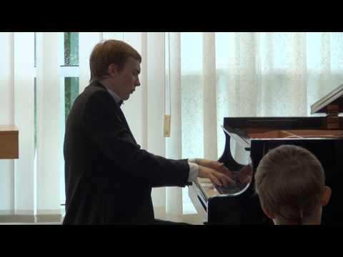 Andrey Romanov concert in Taivalkoski (II)