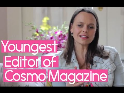 Mia Freedman: Becoming the Youngest Editor of Cosmo Magazine