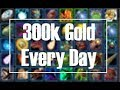 How I Make 300k Gold Every Day in Less than 1 Hour | WoW Gold Guide