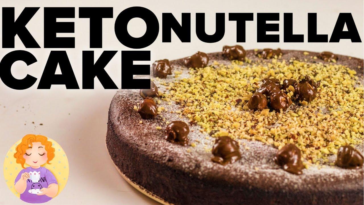 Hazelnut Cake Recipes Uk: Low Carb Chocolate Hazelnut