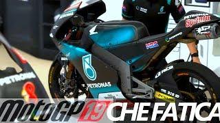 MOTOGP 19: Inizia lo Sviluppo della Moto3, ma è dura!