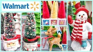 WALMART NEW VINTAGE CHRISTMAS DECOR 2019 | VLOGTOBER 2019
