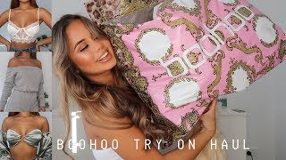 AFFORDABLE BOOHOO CLOTHING HAUL & 50% DISCOUNT CODE | Tarsha Whitmore ♡