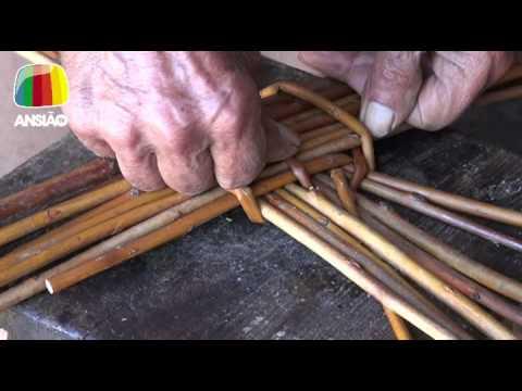 18 fev 2015 - O vime: Documentário sobre cestaria - Ansião