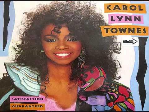 Carol Lynn Townes Satisfaction Guaranteed 1985