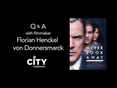 Never Look Away Q&A With Director Florian Henckel Von Donnersmarck