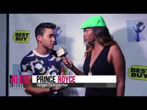 Thumbnail image for 'Latin Superstar Prince Royce Talks About His New Album, Working With J.Lo & Snoop Dog And More [FULL INTERVIEW]'
