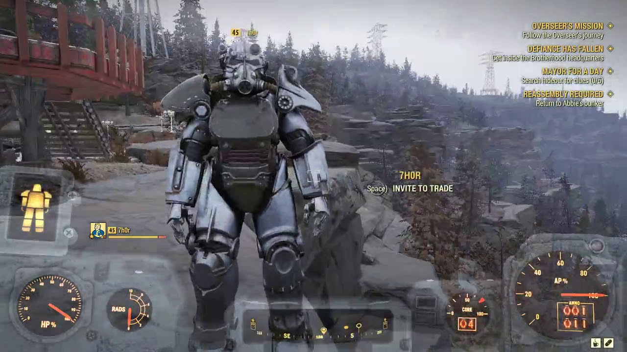 Fallout 76 M I R V Fat-man doesn't work? - Weapon Bugged -
