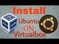 HOW TO: Install Ubuntu 16.04 alongside Windows 10 using Virtualbox.