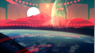 Resolume SPACE visuals 1