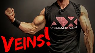 How to Get Vascular Arms (BIG & RIPPED!)