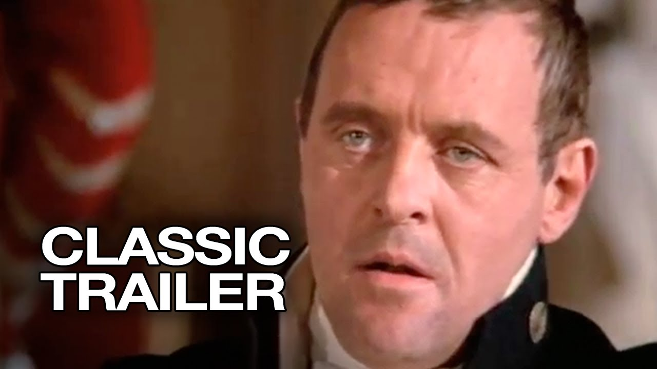 ... Bounty Official Trailer #1 - Anthony Hopkins Movie (1984) HD - YouTube Anthony Hopkins