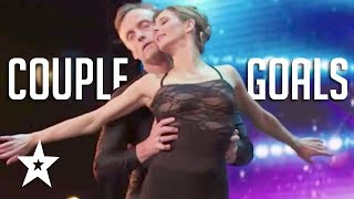 COUPLE GOALS! Amazing Dance Couples On Got Talent | Got Talent Global
