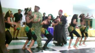 Nigerian Dance in New Jersey