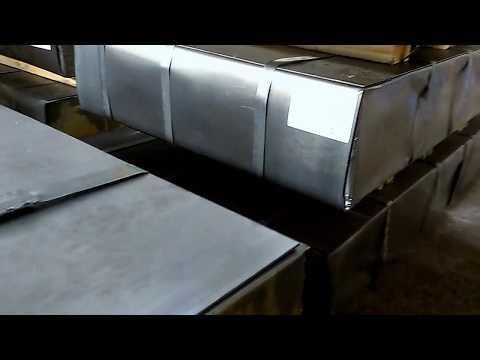 лист холоднокатаный 08КП 1,2 *1250*2500 мм TONMET HOLDING