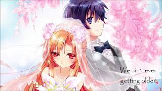 Nightcore-Closer Female Version (lyrics)