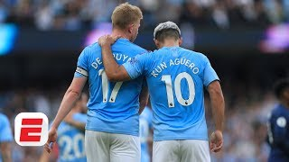 Kevin de Bruyne is back to his best & what's wrong between Aguero and Guardiola? | Manchester City