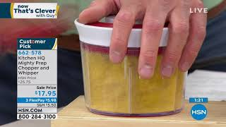 Hsn | Now That's Clever! With Guy 04.18.2020 - 08 Am