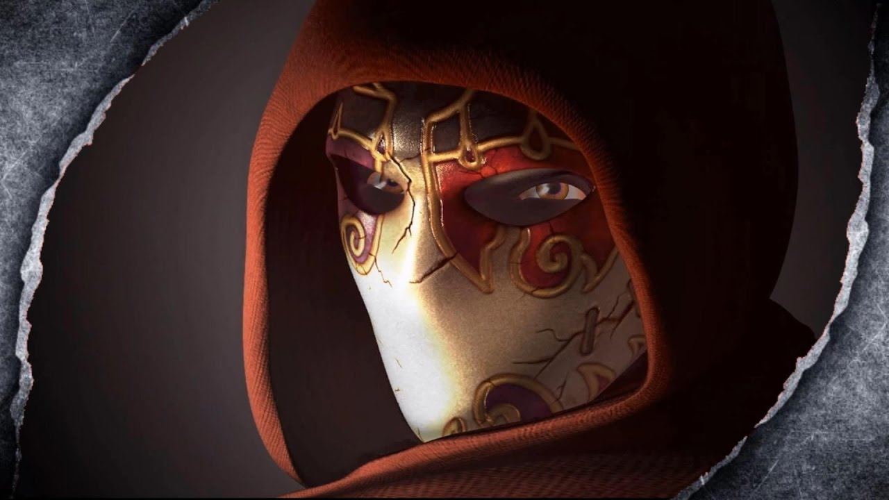 Skyrim Remastered: HD ...V For Vendetta Mask Wallpaper