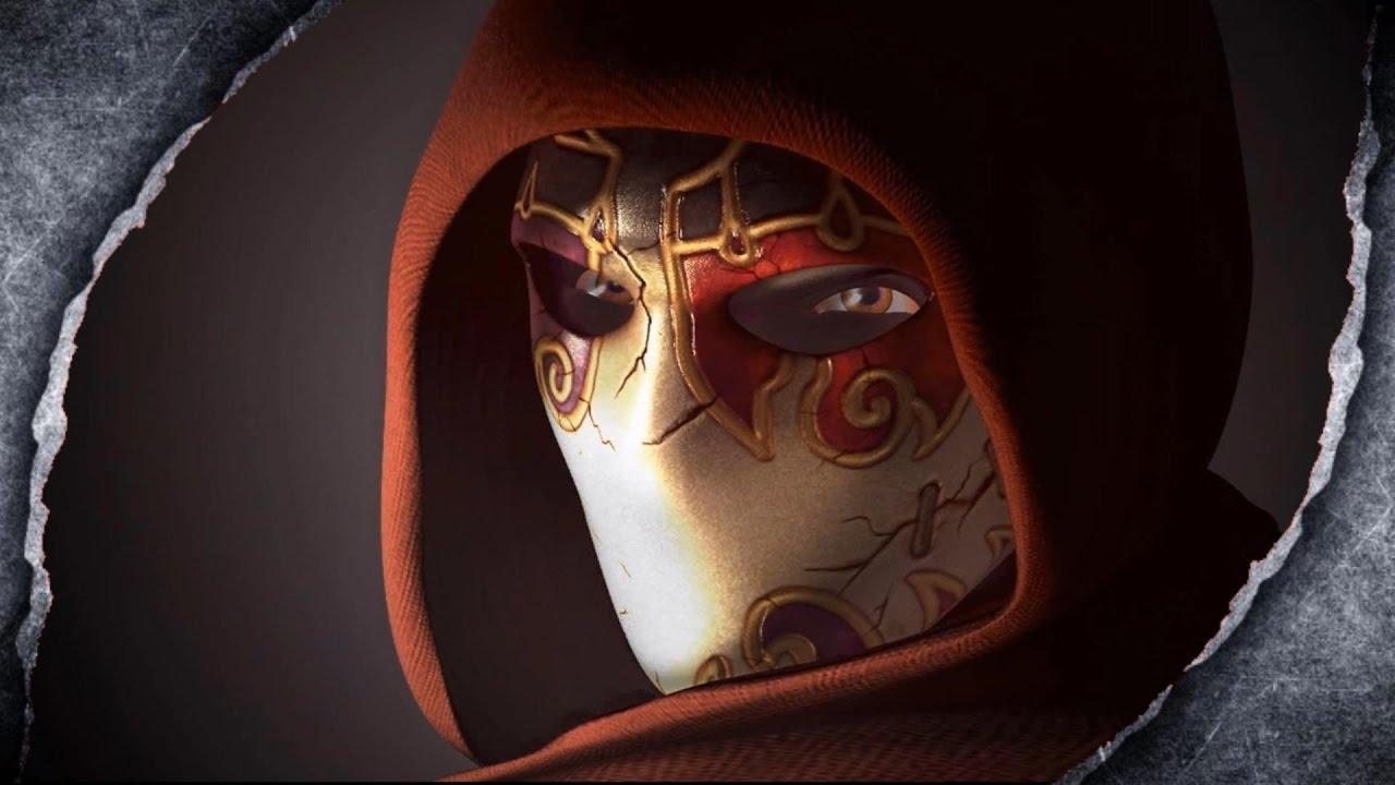 Gas Mask Girl Wallpaper Skyrim Remastered Hd Jack Of Blades Armour ️mod Showcase