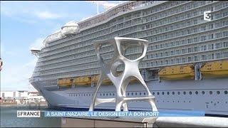 A Saint-Nazaire, le design est à bon port