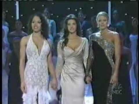 Miss USA 2003 crowning