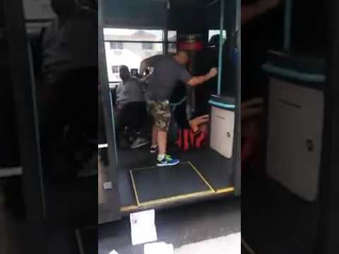 Get yo Ass off da bus
