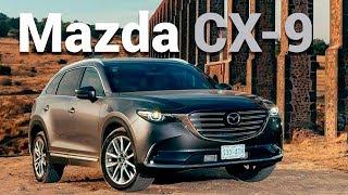Mazda CX-9 - Es la mejor camioneta de tres filas | Autocosmos Video