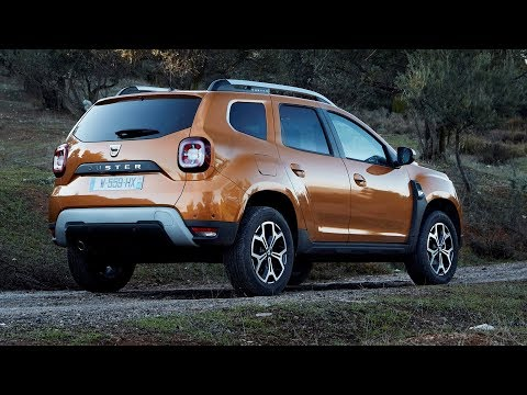2018 Dacia Duster - New Monster!!