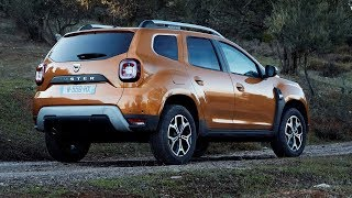 2018 Dacia Duster - New Monster!!
