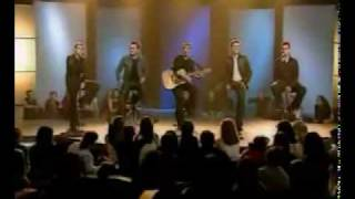 YouTube - Westlife - More Than Words.flv