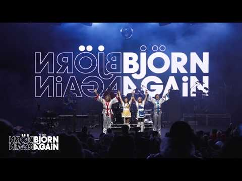 Bjorn Again | The World's No 1 ABBA Tribute Show