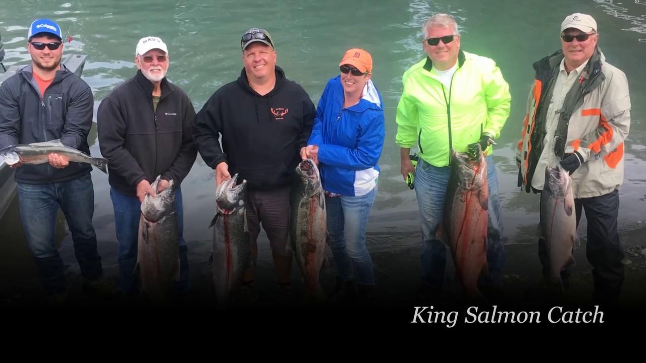 Alaska fishing 2017 youtube for Alaska out of state fishing license