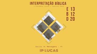 Interpretação Bíblica - A Blasfêmia contra o Espírito Santo - Serie de Mensagens - EBD 13/12/2020