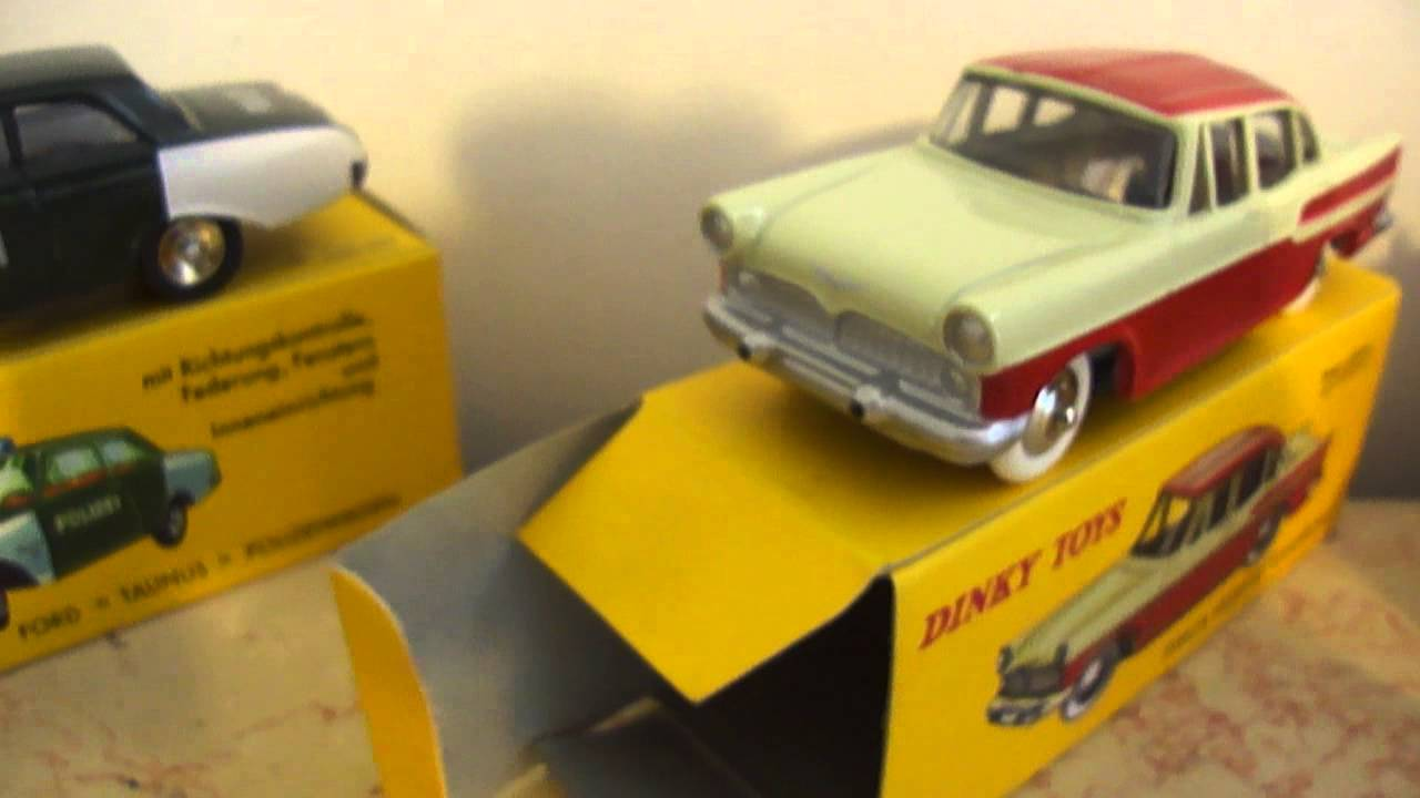 1ca80fb21 DINKY TOYS ATLAS - Collection - YouTube