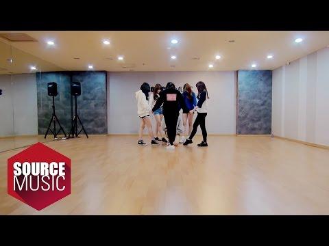 여자친구 GFRIEND - 시간을 달려서 (Rough) Dance Practice Ver.