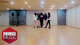 Gambar cover 여자친구 GFRIEND - 시간을 달려서 (Rough) Dance Practice ver.