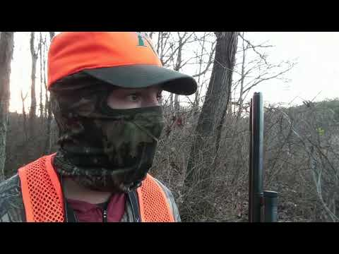 Hunting Deep In Ohio Public Lands Gun Season 2018