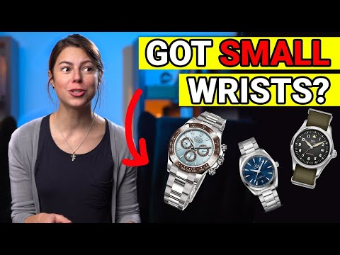 Here Are 7 PERFECT Watches For Small Wrists | Jenni Elle