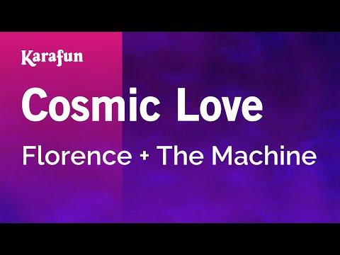 Karaoke Cosmic Love - Florence + The Machine *