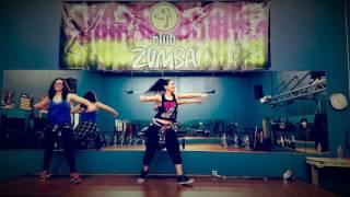 'Bubblegum' Zumba routine (Jason Derulo)