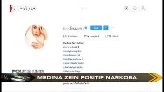 Kasus Narkoba Ibra Azhari Menyeret Sang Adik Ipar Medina Zein - Police Line 31/12