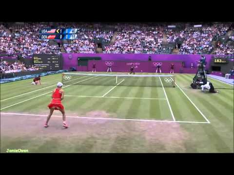 Serena Williams vs Caroline Wozniacki 2012 London